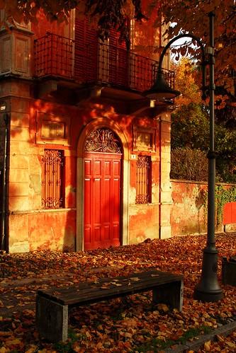 Luce e colori d'autunno. by Claudio61 una foto ferma un ricordo nel tempo