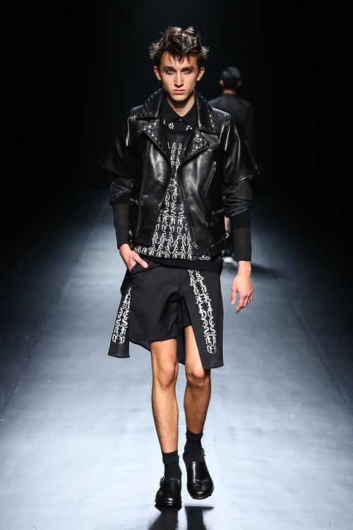SS14 tokyo CHRISTIAN DADA036_Michael Bernasiak(Fashion Press)