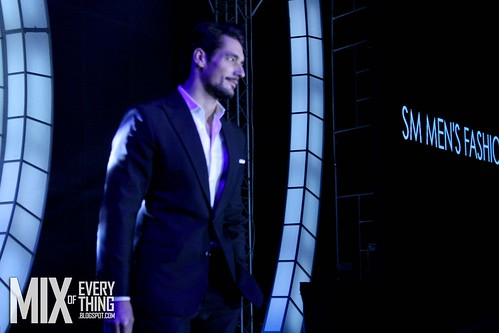 SM Men's Fashion Fall Winter Collection - David Gandy