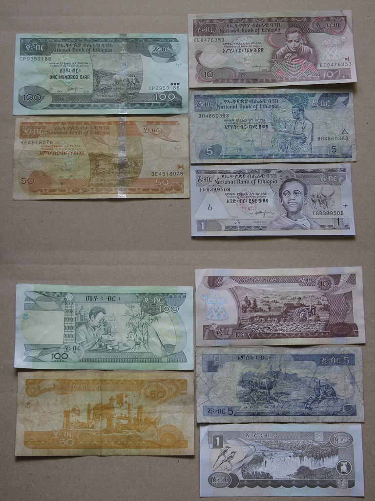 Ethiopian Money
