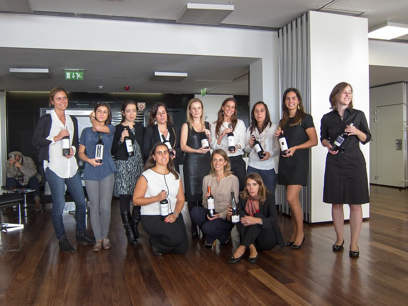 Portugal Wine Ladies Tasting