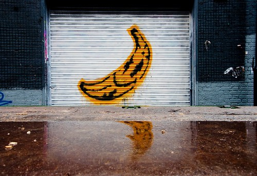 RYCA warhol banana