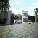 contemporary subdivision eagle heights