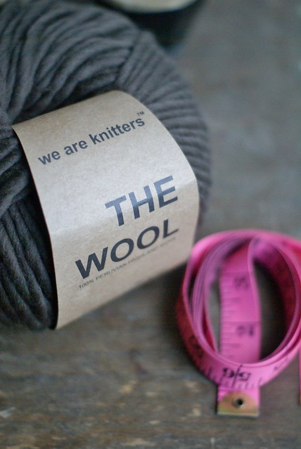 we are knitters - beanie kit
