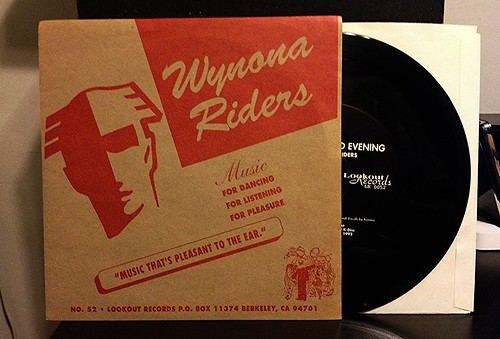"Wynona Riders - Some Enchanted Evening 7"" by Tim PopKid"