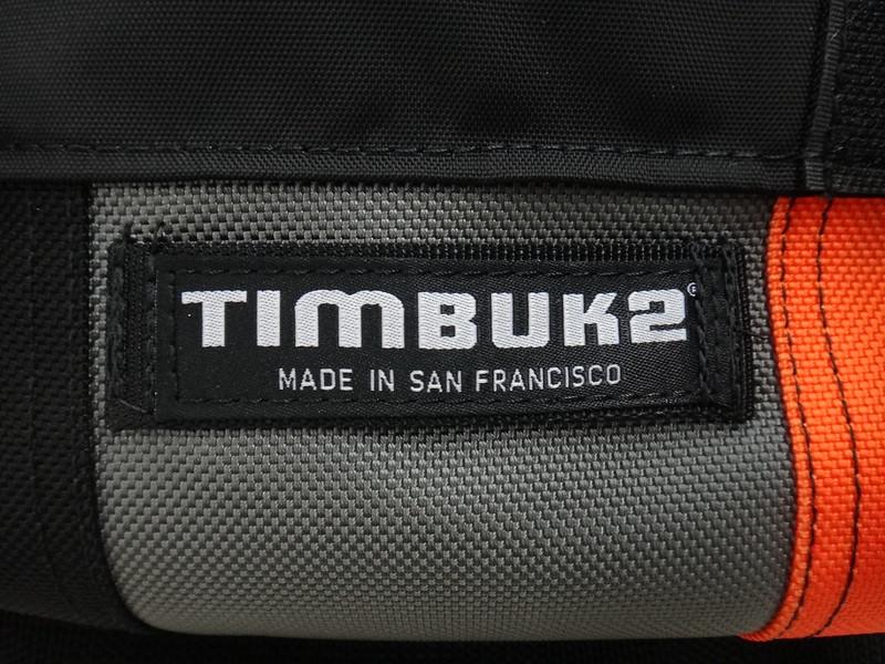 Timbuk2 Custom Classic Messenger Bag - Timbuk2 Logo