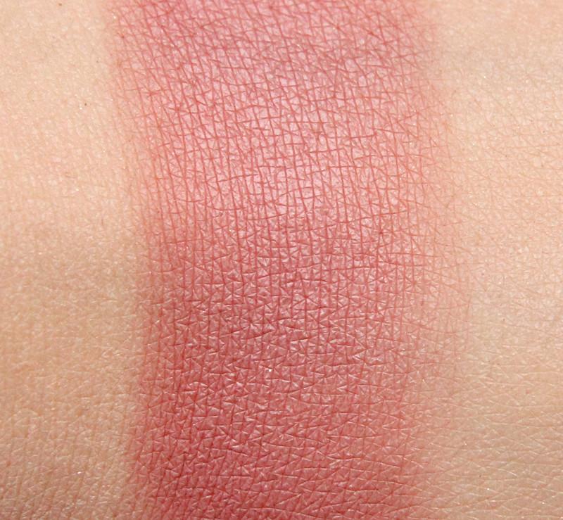 pürminerals peep show mineral blush swatch