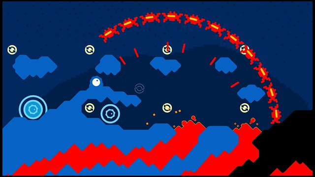 Sound Shapes on PS4, PS3 and PS Vita
