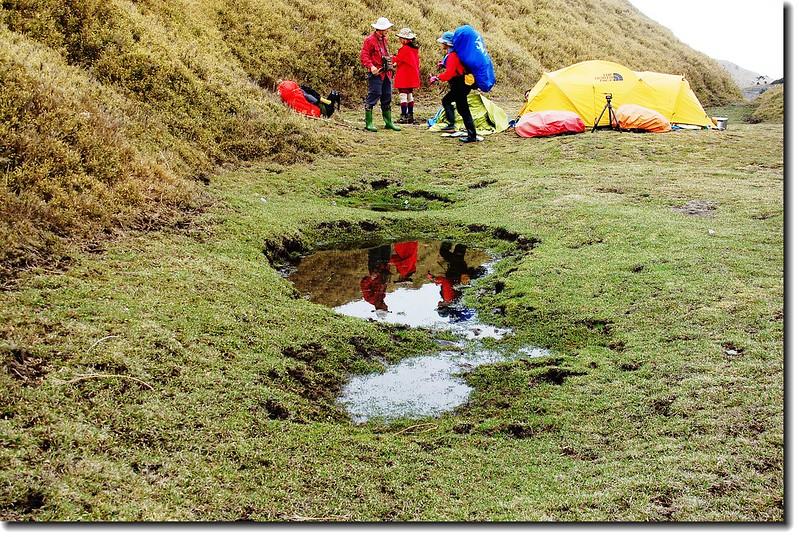磐石西峰前營地(驚嘆號) 2