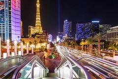 Strip Las Vegas by Night