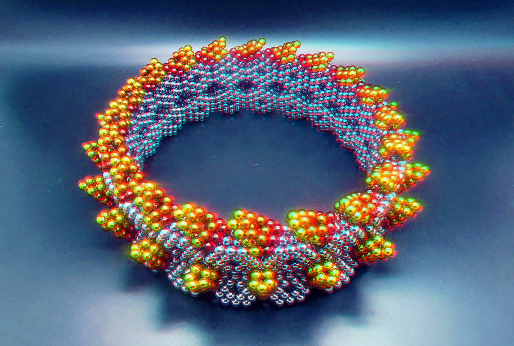 Flaming-Hex-Ring-(Version-2)-in-3D