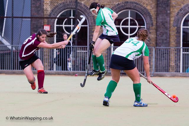 Wapping Hockey Club Ladies 2