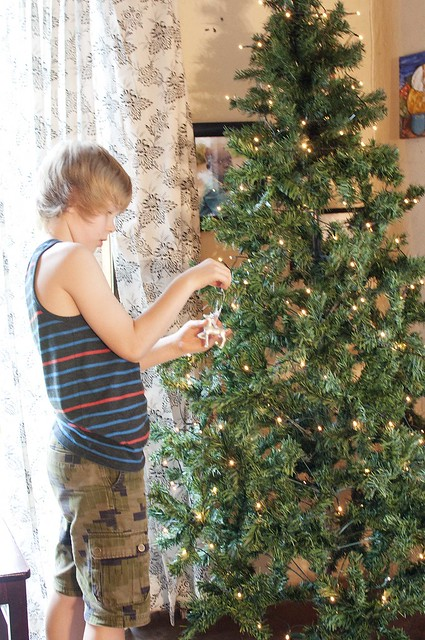 jman hanging ornaments