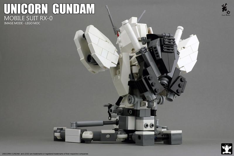 LEGO UNICORN GUNDAM 0006