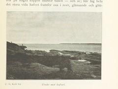 """British Library digitised image from page 255 of """"Svenska Minnen och Bilder. Valda skrifter ... Illustrated upplaga"""""""