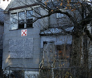A Tale of Two Cities: The Desolation of Englewood - South Side of Chicago - 7 Dec 2013 - 6D - 128