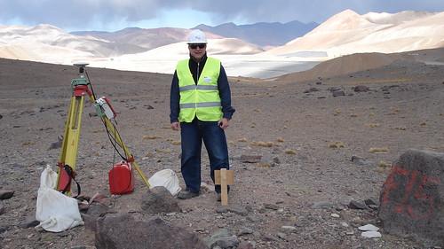COMSA, en las alturas de la cordillera de Los Andes