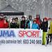 Testování lyží Elan a Volkl
