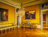 Conference Room at Ludwigsburg Schloss (Palace) Germany by mbell1975