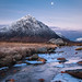 Glencoe from the Roadside by Peter Ribbeck