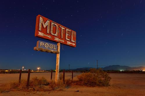 no early check-ins. yucca. az. 2013.