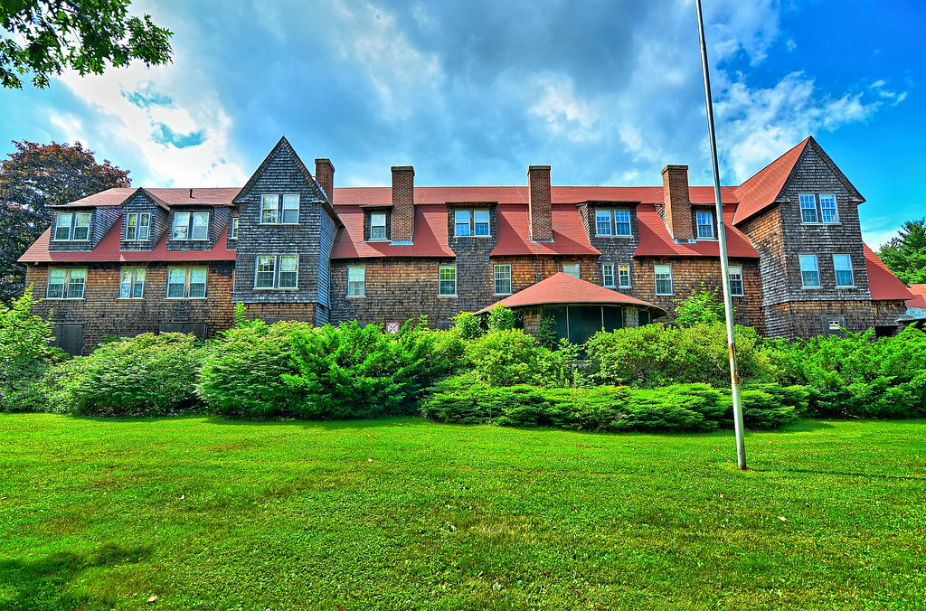 Nichewaug Hotel - Petersham Common Historic District - Petersham MA