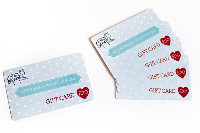 Black Sheep Wools Gift Cards