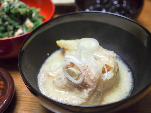 大根バラ肉酒粕煮-2