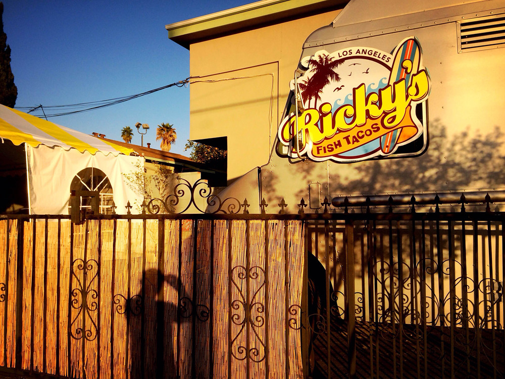 Ricky's Fish Tacos