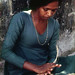 coir rope making, Maldives by moosa ismail