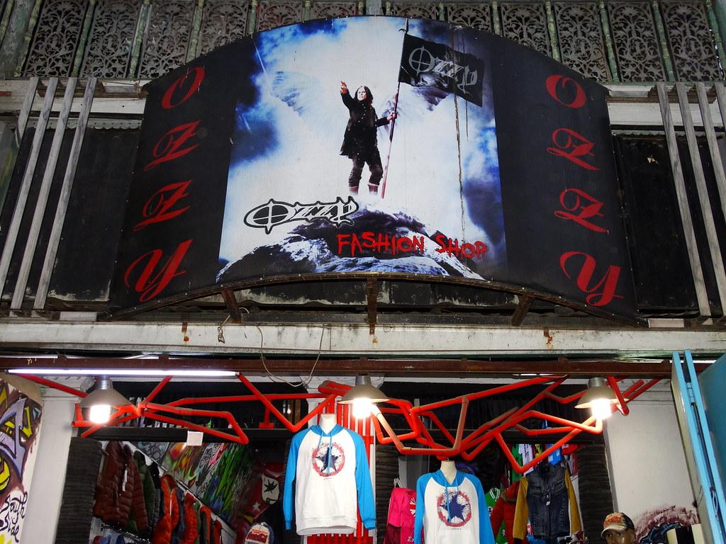 Ozzy (Osbourne) Fashion Shop - Pyin Oo Lwin - Myanmar (Bur…   Flickr