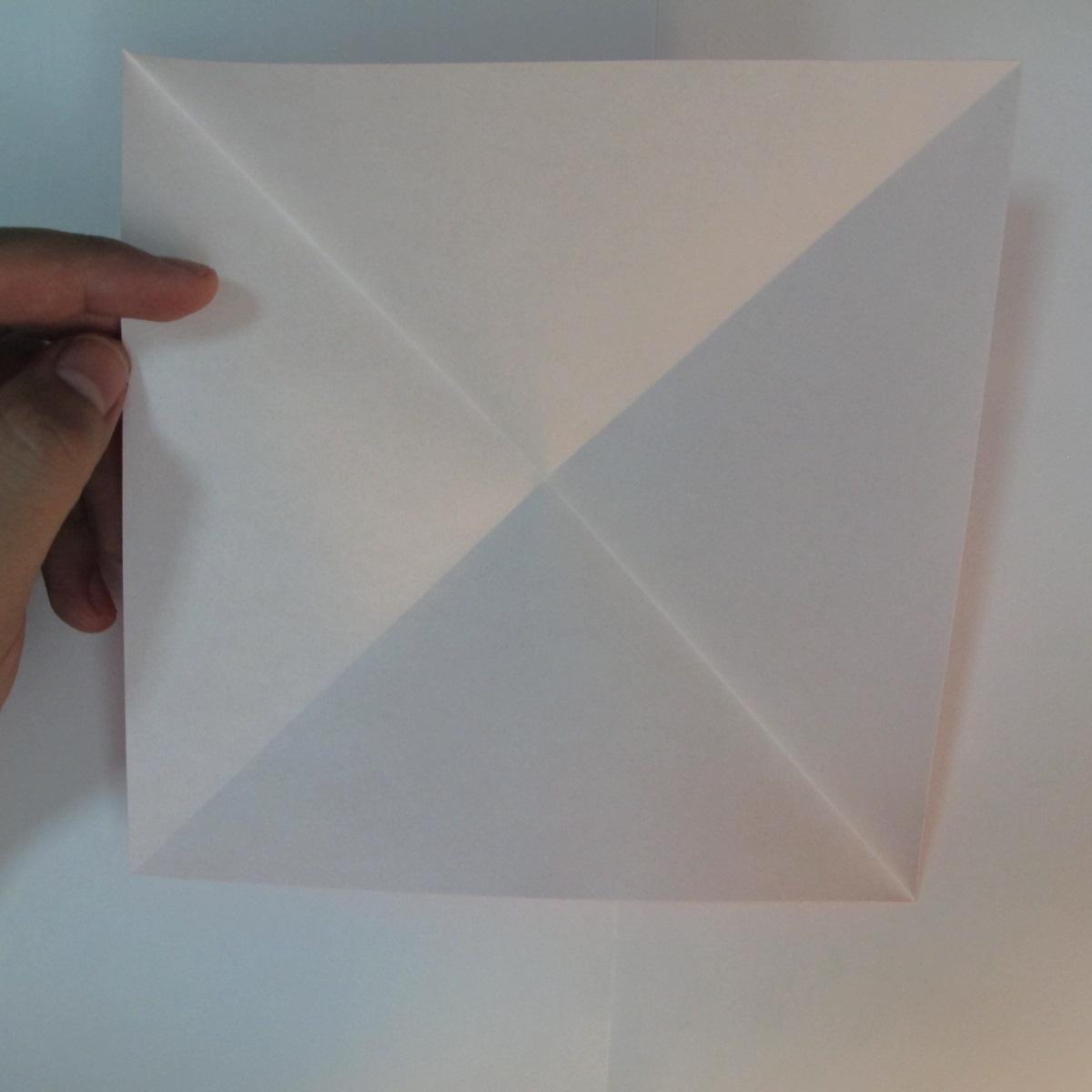 วิธีพับกระดาษพับดอกกุหลาบ 002