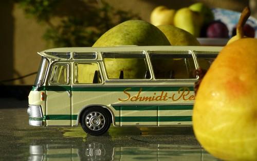 """""""Autobuses del Mundo"""" No. 12 Neoplan (Alemania)"""