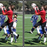 Cy-Springs Panthers vs. Clear Lake Falcons, 5th Annual Pasadena ISD Cup, Pasadena, Texas 2014.01.18