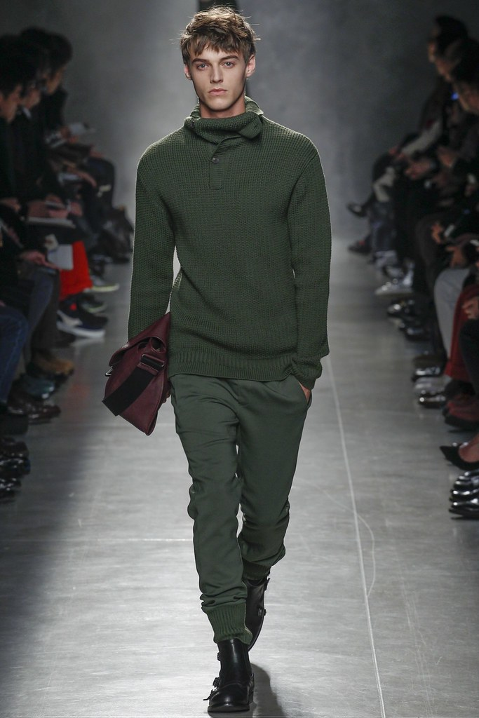 FW14 Milan Bottega Veneta021_Robbie Wadge(VOGUE)