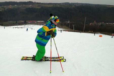 SNOW tour 2013/14: Hlubočky - z obleku rovnou do lyžáků
