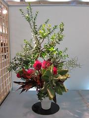 Japanese flower arrangement 57, Ikebana: いけばな