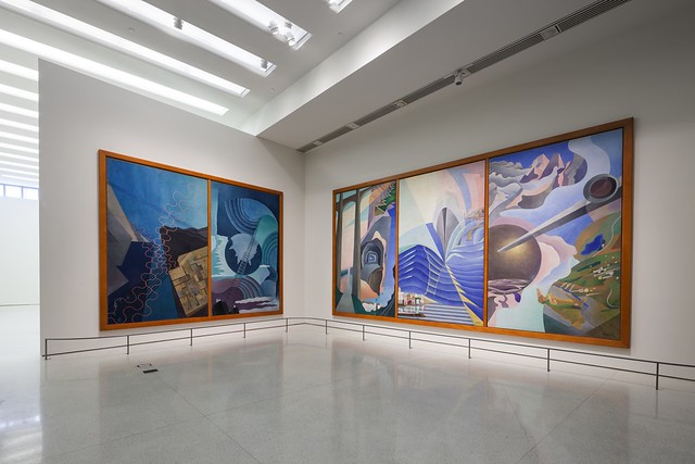 Installation Views: Italian Futurism, 1909–1944: Reconstructing the Universe