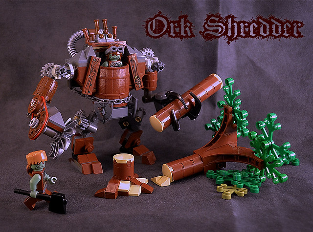 Ork shredder