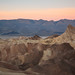 Zabriske Point sunrise by SF knitter