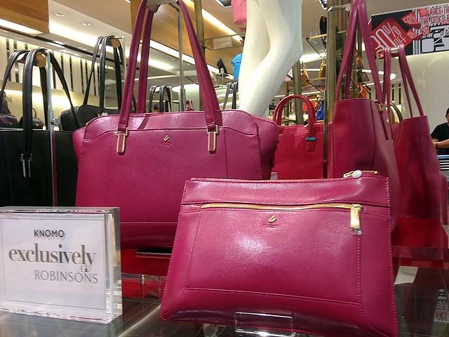 knomo handbags - sale in robinsons Garden Mid valley (3)