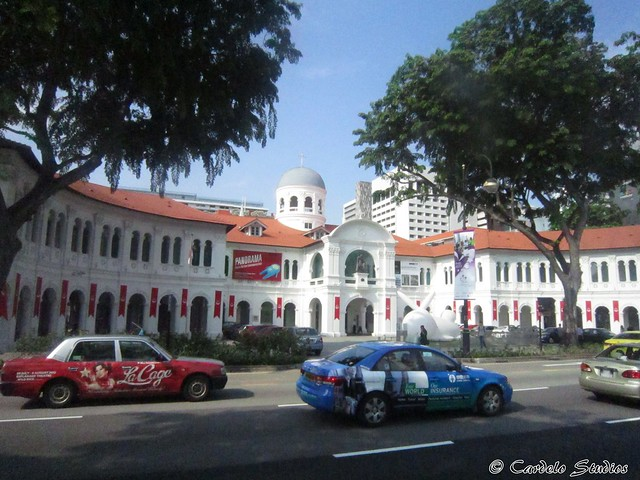 Singapore Art Museum (former St Joseph Institution) 01