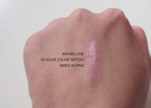 13544799673 8eb1b71143 Maybelline 24 Hour Color Tattoo Inked in Pink