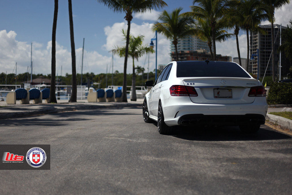 Mercedes Benz E63 Amg On Hre P43sc Mbworld Org Forums