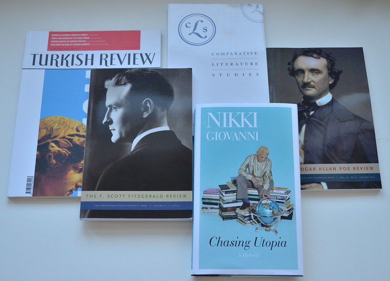 review and poetry