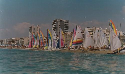 I Rallye Nàutic Baix Penedes, 28/8/1994