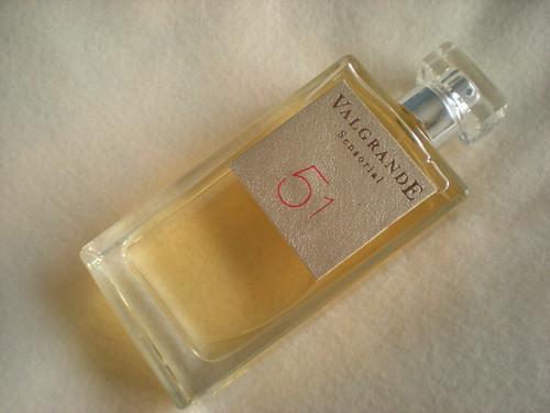 Valgrande Sensorial Eau de Parfum 51