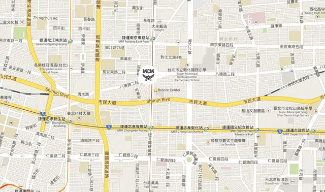 mcm maps