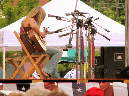 Unknown Performer, Smithville Fiddler's Jamboree 2009