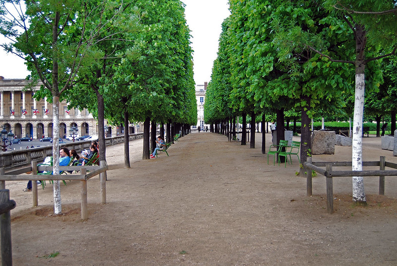 Les Tuileries, Paris